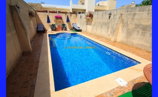Xewkija Character House For Long Let